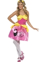 Costume Monsieur Madame Costume de Chatterbox Little Miss