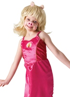 Costume de Childrens Muppets Miss Piggy Costume de Muppets