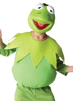 Muppets Kermit Childrens Costume Costume de Muppets