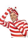 Costume Ou est Charly Où est Wally seconde peau Costume