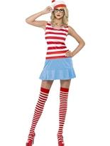 Où est Wenda ? Costume Cutie Costume Ou est Charly