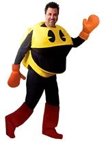 Costume Deluxe PacMan Costume Pacman