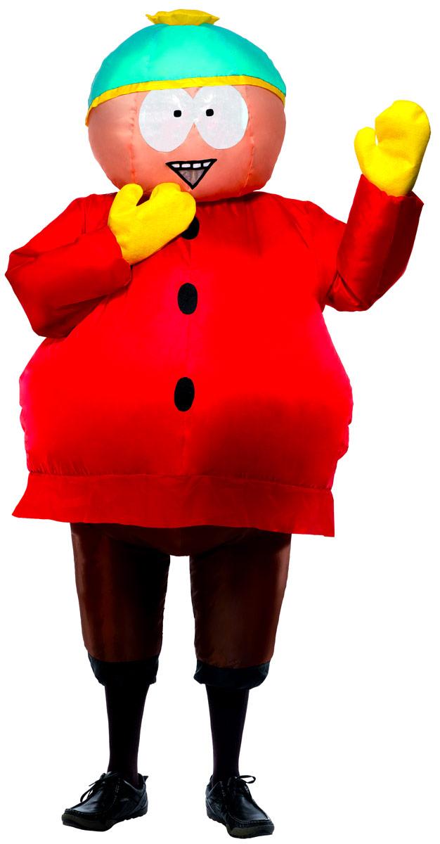 Costume gonflables Costume de Cartman de South Park