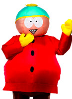 Costume de Cartman de South Park Costume gonflables