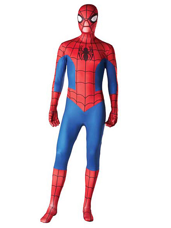 Seconde Peau Costume de Spiderman seconde peau