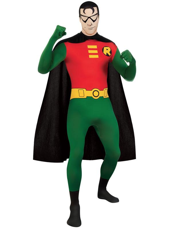 Seconde Peau Costume de Robin seconde peau