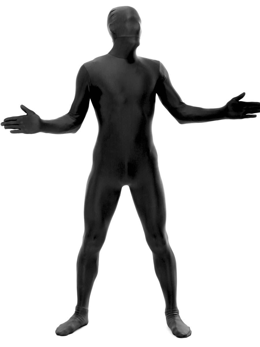 Seconde Peau Morphsuit noir