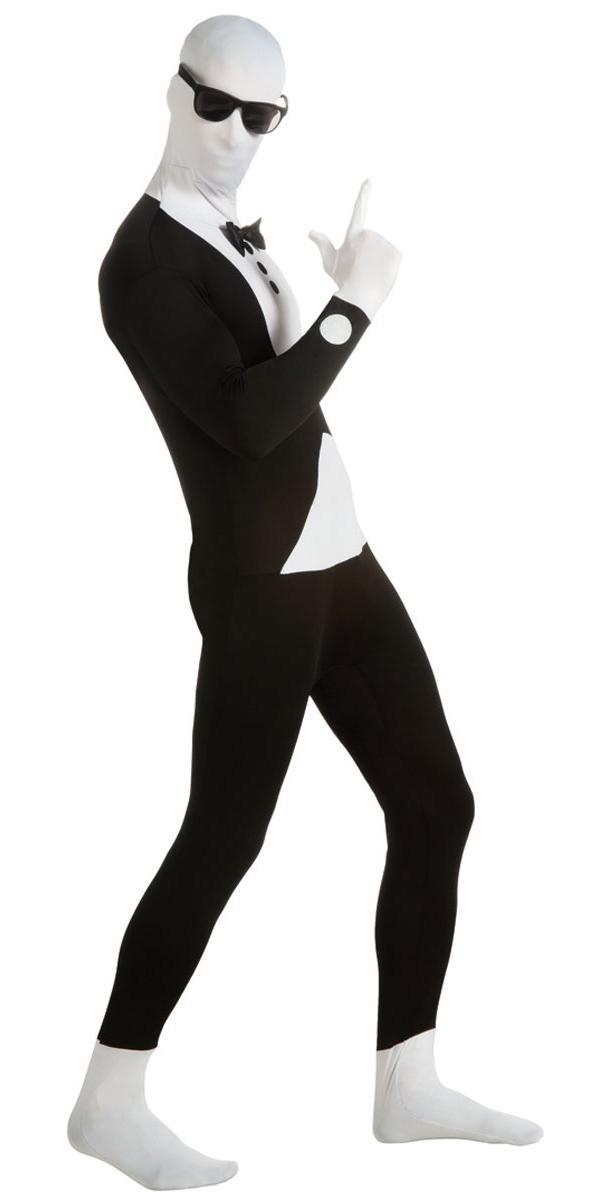 Seconde Peau Tuxedo costume 2nd Skin