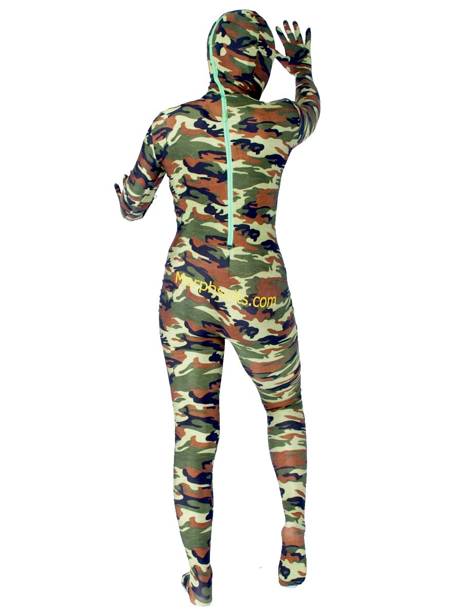 Seconde Peau Commando Morphsuit