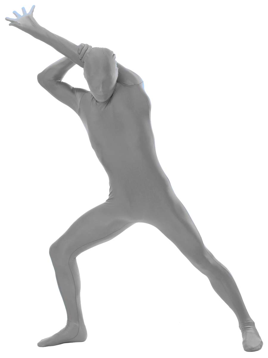 Seconde Peau Morphsuit Silver