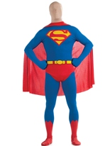2Nd Skin costume de Superman Seconde Peau