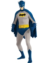 Batman Costume 2nd Skin Seconde Peau