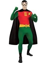 Costume de Robin seconde peau Seconde Peau