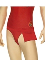 Seconde Peau Costume de Baywatch Babe seconde peau