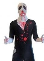 Morphsuit Zombie Seconde Peau