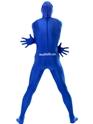 Seconde Peau Morphsuit bleu
