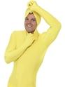 Seconde Peau Costume jaune seconde peau