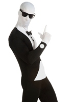 Tuxedo costume 2nd Skin Seconde Peau