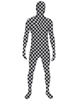 Morphsuit cocher Print Seconde Peau
