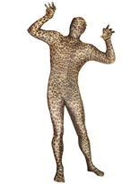 Morphsuit Leopard Seconde Peau