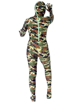 Commando Morphsuit Seconde Peau