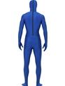 Seconde Peau Drapeau australien bleu seconde peau Costume