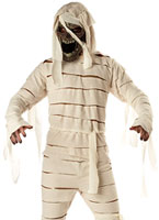 Costume de momie Déguisement Egyptien