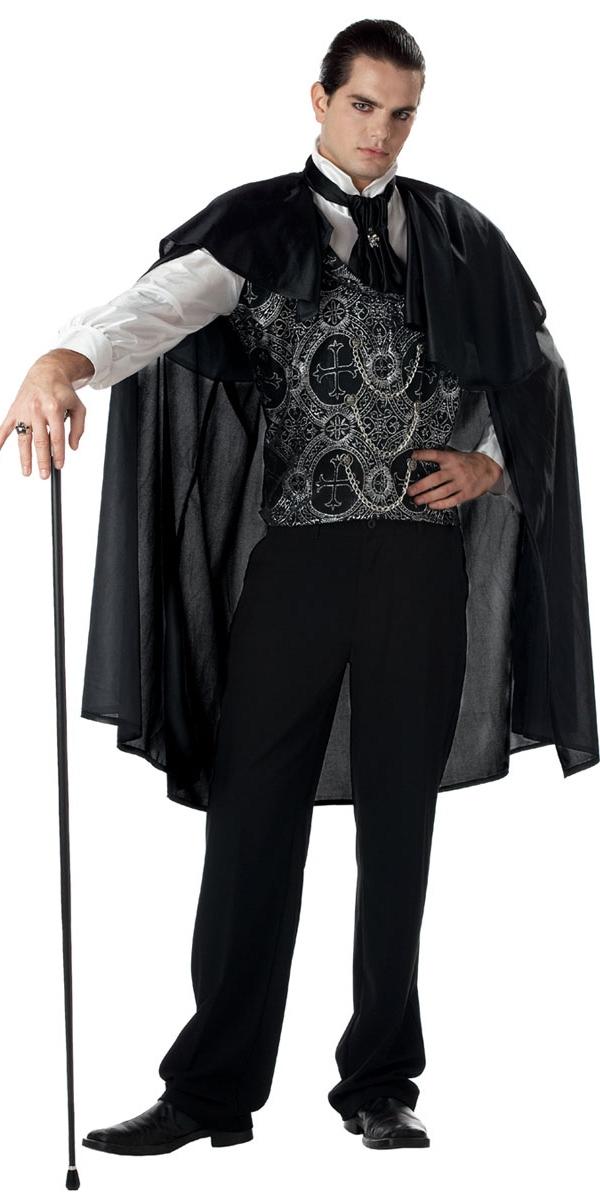 Déguisement Victorien Costume de Vampire victorienne