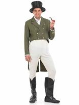 Costume de la régence de Gand Déguisement Victorien