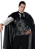 Costume de Vampire victorienne Déguisement Victorien