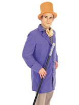 Willy Wonka Costume Déguisement Victorien