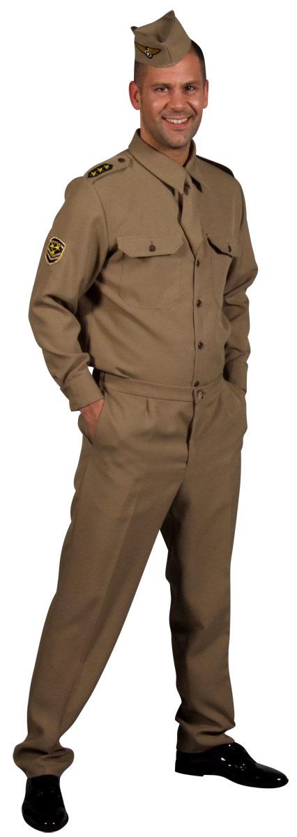 Costume Années 1940 Uniforme de l'armée américaine IG des années 1940