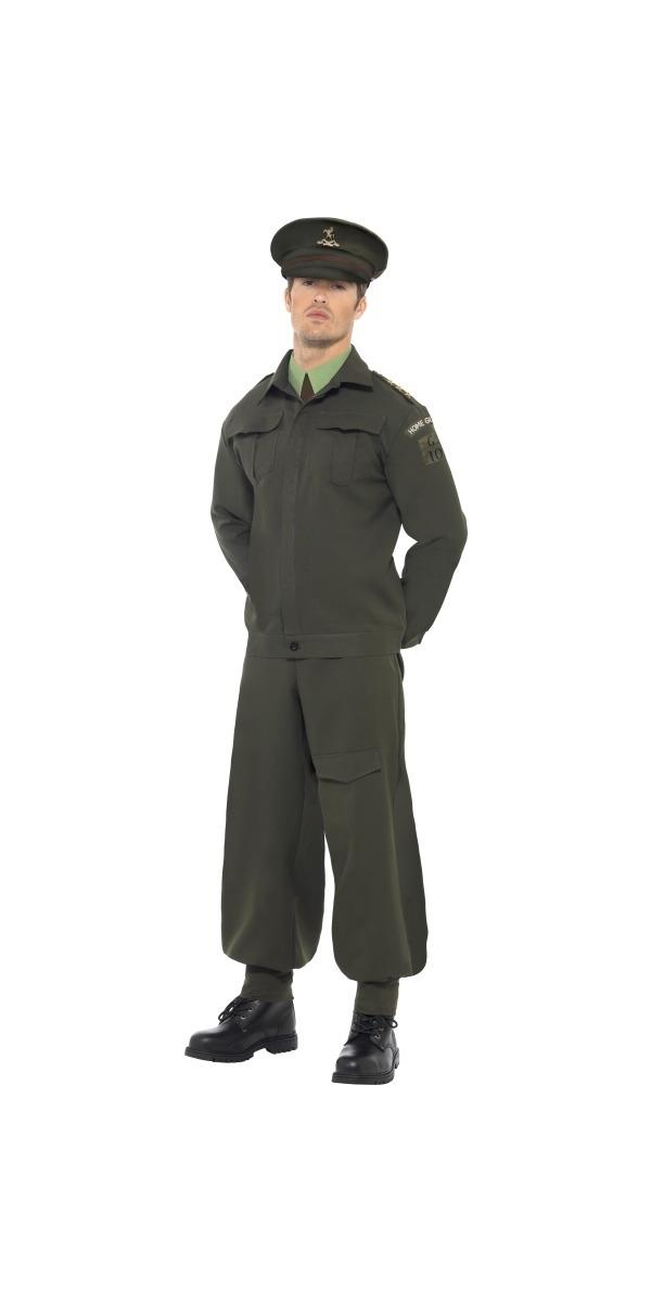 Costume Années 1940 WW2 Papas armée Costume