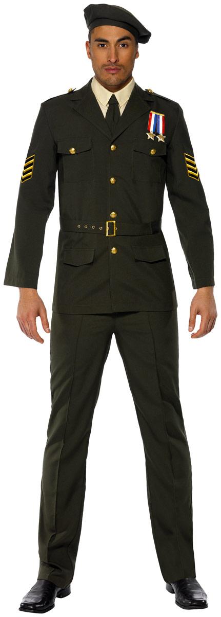 Costume Années 1940 Costume d'officier en temps de guerre