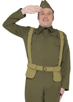 WW2 Costume de garde privé Costume Années 1940
