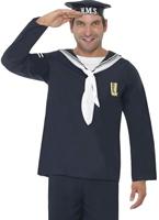Costume de matelot navale des années 1940 Costume Années 1940