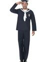 Costume Années 1940 Costume de matelot navale des années 1940