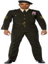 Costume d'officier en temps de guerre Costume Années 1940