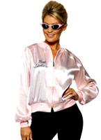 Graisse rose Lady Jacket Costume Années 1950