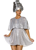 Costume de danseuse de séquence rêve Costume Années 1950