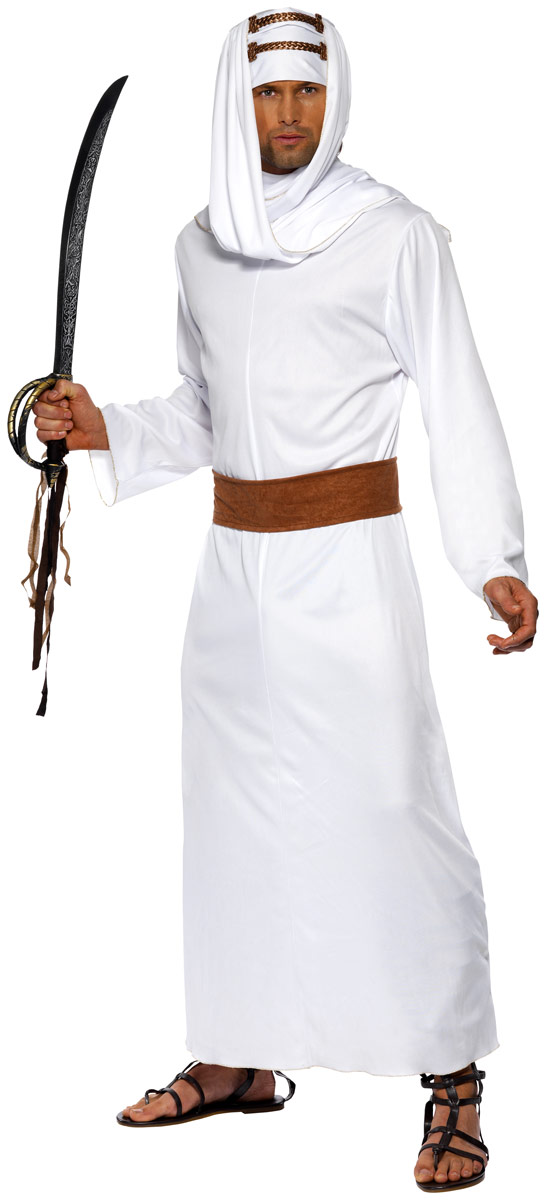 Déguisement Oriental Lawrence d'Arabie Costume