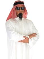 Costume Sheik huile Déguisement Oriental
