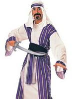 Costume de Prince arabe du désert Déguisement Oriental