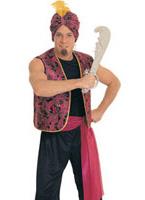 Costume de Sultan Déguisement Oriental