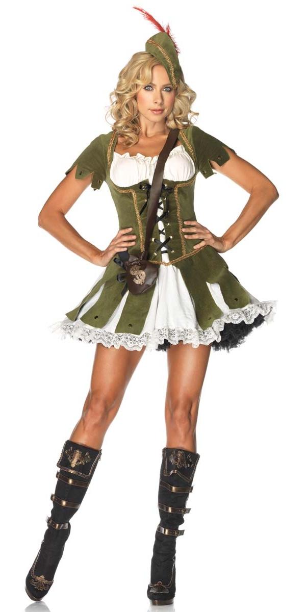 Costume Médiévaux Voleur de Costume de coeurs