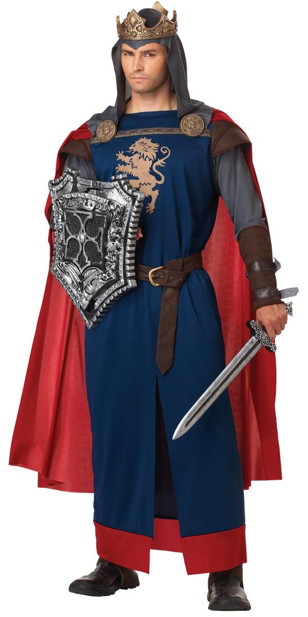 Costume Médiévaux Richard c?ur de Lion Costume