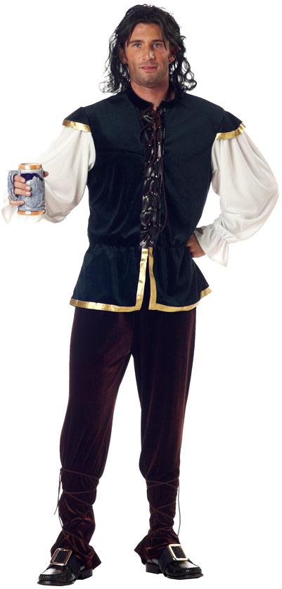 Costume Médiévaux Costume homme taverne