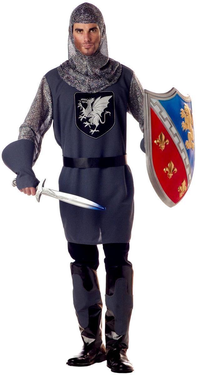 Costume Médiévaux Costume chevalier Vaillant