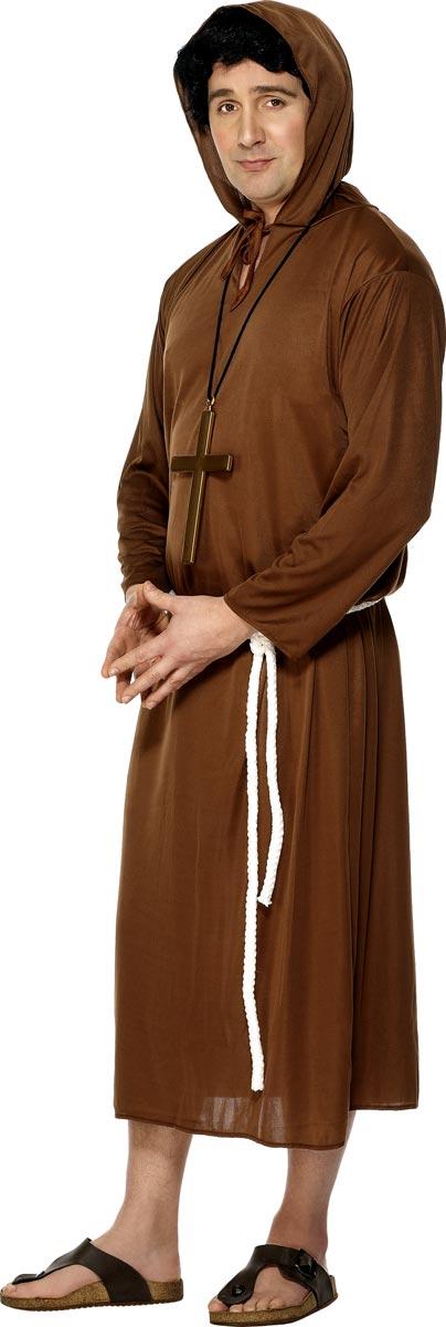 Costume Médiévaux Costume de moine