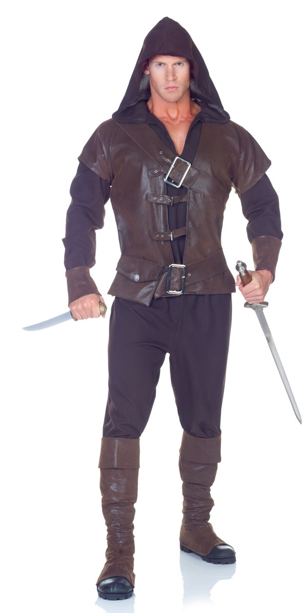 Costume Médiévaux Assassins Creed Costume